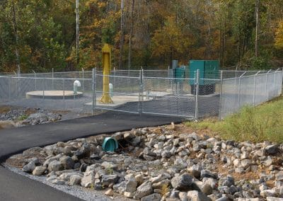Lyon County Water District Sewer Project