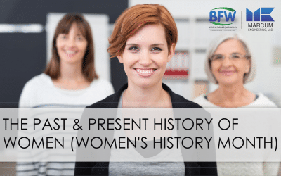 The Past & Present History of Women (Women's History Month)