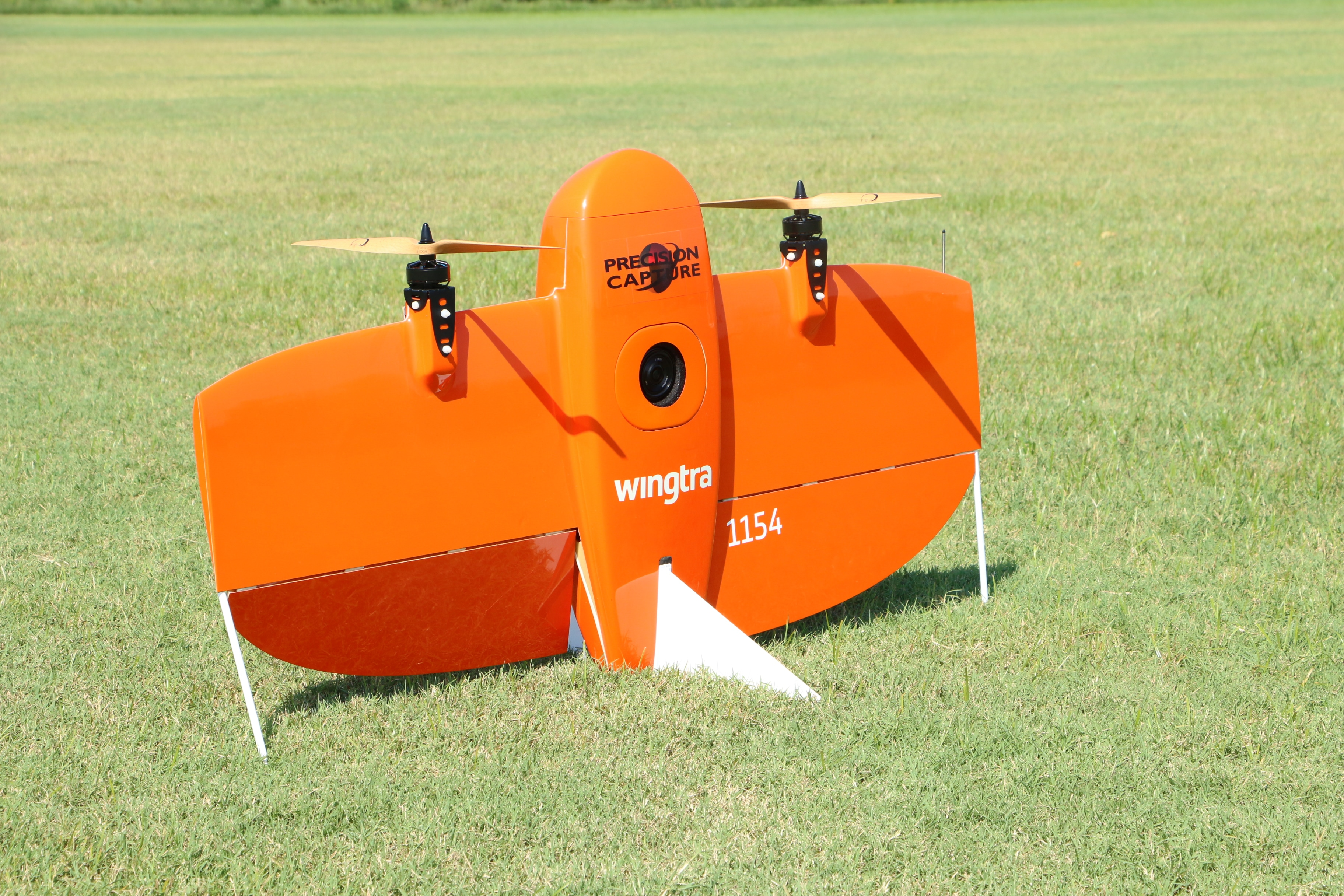 Unmanned Aerial Services