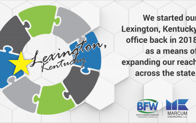 Together We're Strong Part 7: Our Lexington KY Office