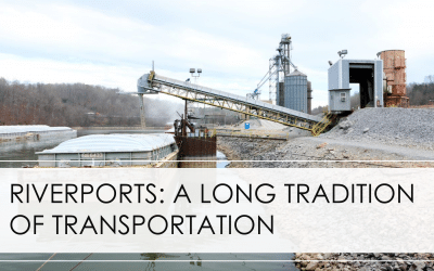 Riverports: A Long Tradition of Transportation