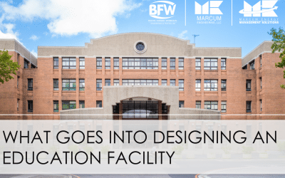 What Goes into Designing an Education Facility