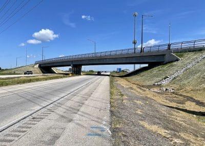F.A.U. Route 7158, Mattis Avenue over F.A.I. 57