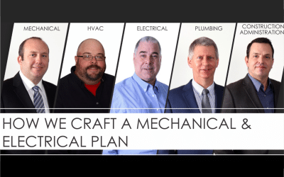 How We Craft a Mechanical & Electrical Plan at BFW/Marcum